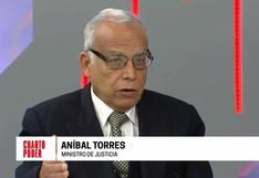Ministro de Justicia: Elena Iparraguirre reaccionó violentamente exigiendo que se le permita ver el cadáver de Abimael Guzmán (VIDEO)