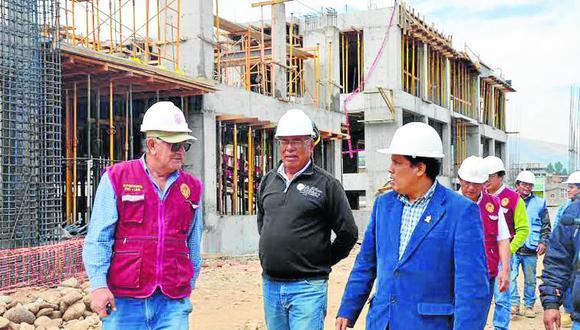 MEF destina S/. 17 millones adicionales para construcción de Santa Isabel