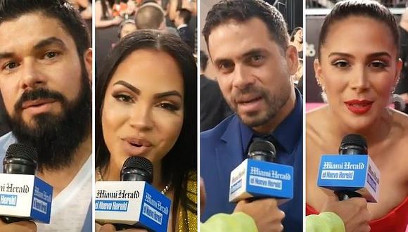 Premios Lo Nuestro 2019: artistas de todo el mundo alzan la voz por Venezuela (VIDEO)