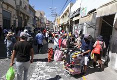 Arequipa: Cenepred detecta  158 puntos críticos  por la COVID-19