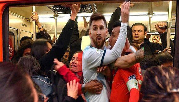 Argentina vs. Chile: Mira los memes que dejó el partido por el tercer lugar  (FOTOS)