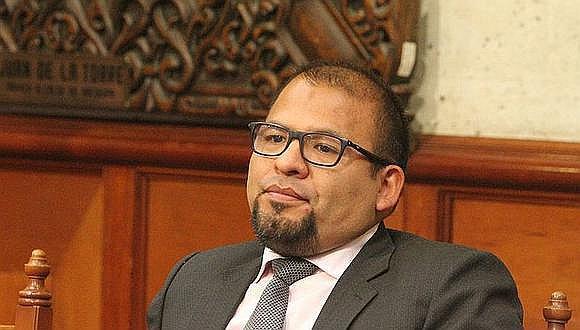 Fiscalía solicita 9 años de cárcel para Omar Candia
