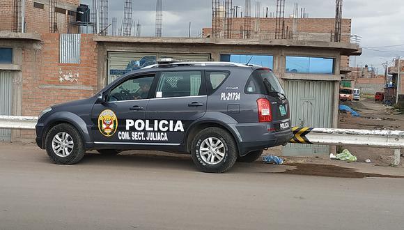 Juliaca: Intervienen a tres policías por infringir estado de emergencia