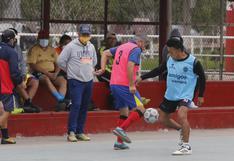 Reportan partidos de fútbol y aglomeración en distritos del cono norte (FOTOS)