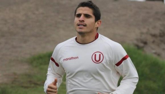 Aldo Corzo anotó en la última victoria de Universitario sobre Alianza Lima. (Foto: Universitario)
