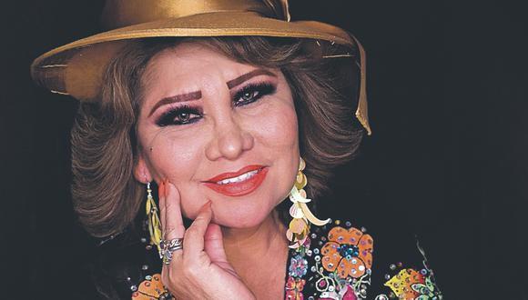 Amanda Portales celebrará sus 55 años de vida artística