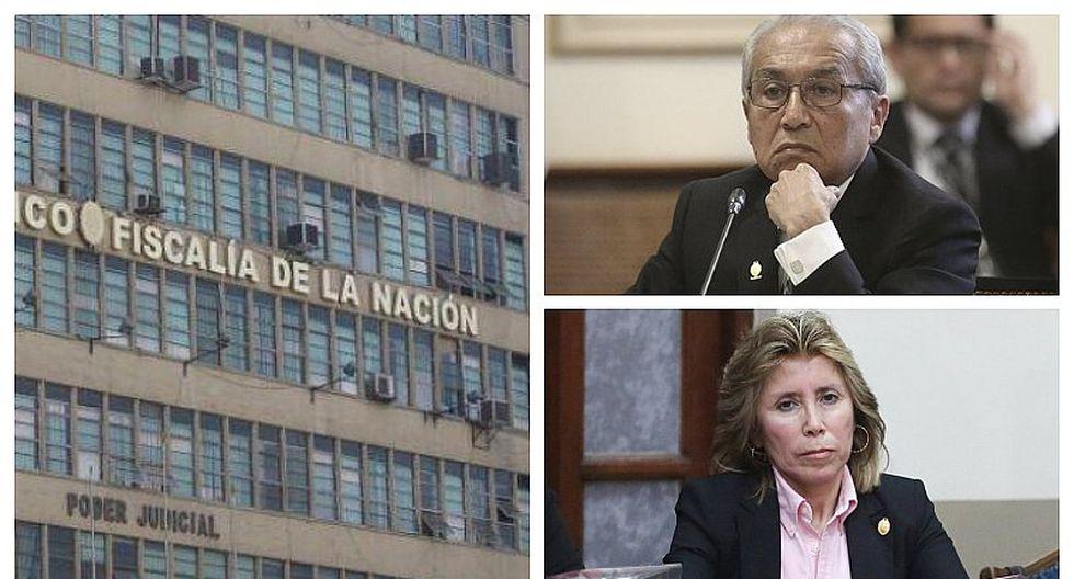 Ministerio Público archivó denuncia de Chávarry contra fiscal Sandra Castro