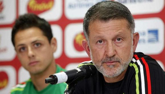 'Chicharito' siente vergüenza por maltrato a técnico Juan Carlos Osorio (VIDEO)