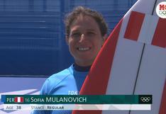 Tokio 2020: Sofía Mulanovich quedó en el puesto 3 y pasó a la ronda 3 de Surf en los Juegos Olímpicos