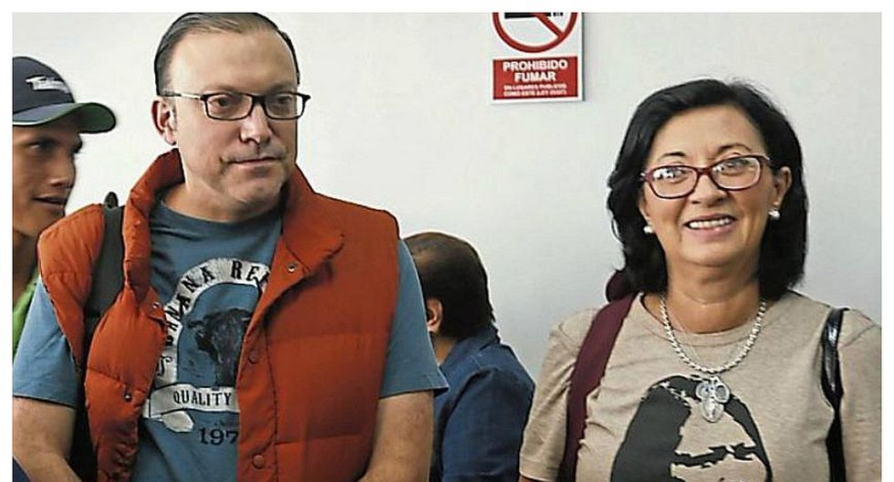 Las razones sobre la detención de Pier Figari y Ana Herz, asesores de Keiko Fujimori