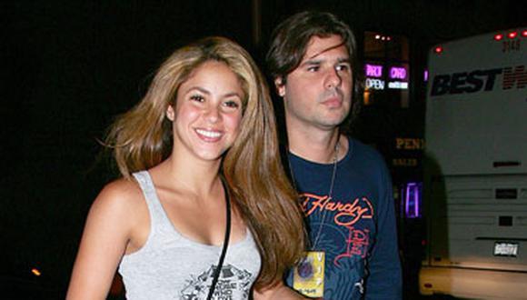 Shakira contraataca y demanda a su ex