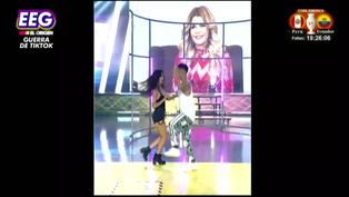 Esto es Guerra: Itatí Cantoral da como ganadora a Rosángela Espinoza en reto de baile de TikTok (VIDEO)