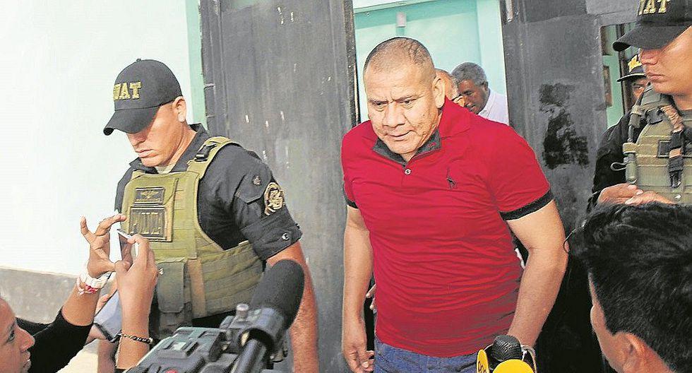León revela 13 casos  de presunta corrupción de jueces y fiscales