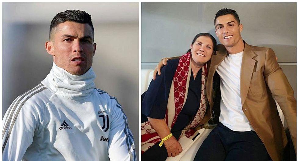Madre de Cristiano Ronaldo defiende a su hijo ante acusación de violación