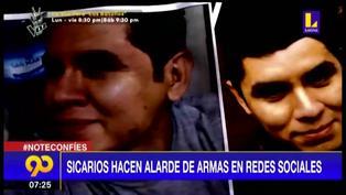 """""""Mi hijo era el mejor"""": Padre lamenta el asesinato de su hijo de 28 años a manos de sicarios que le robaron su moto (VIDEO)"""