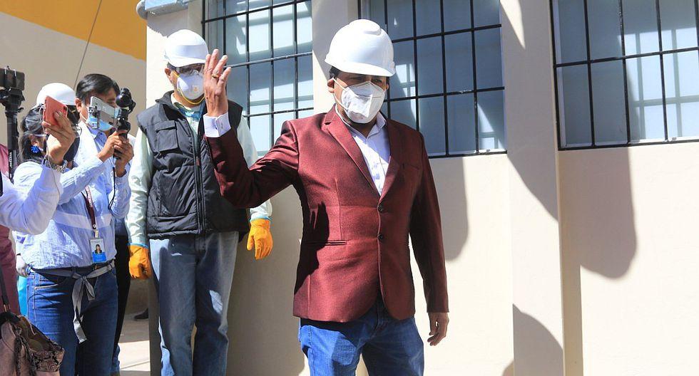 Trabajadores del Gobierno Regional de Arequipa preocupados por varios contagios
