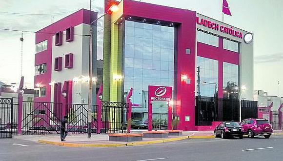 PJ anula la fusión de la Uladech y la UCT