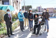 Alcalde de Juliaca retomará funciones luego de superar la COVID-19