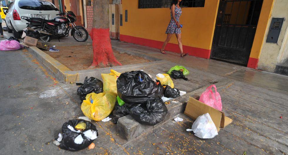 Surco: reportan acumulación de basura en varios distritos