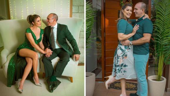 Karla Tarazona espera envejecer al lado de su esposo Rafael Fernández, quien cumplió años este miércoles. (Foto: Instagram / @latarazona).