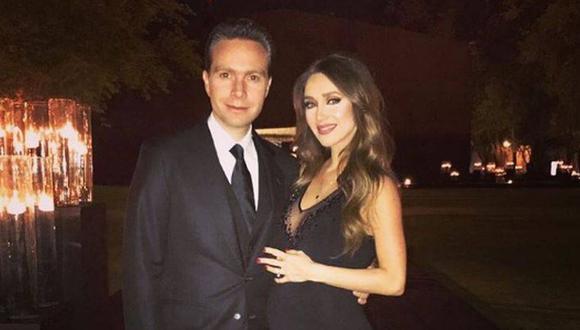 """Anahí celebra el cumpleaños 41 de su esposo Manuel Velasco con amoroso video: """"Eres el mejor"""". (Foto: Anahí / Instagram)."""