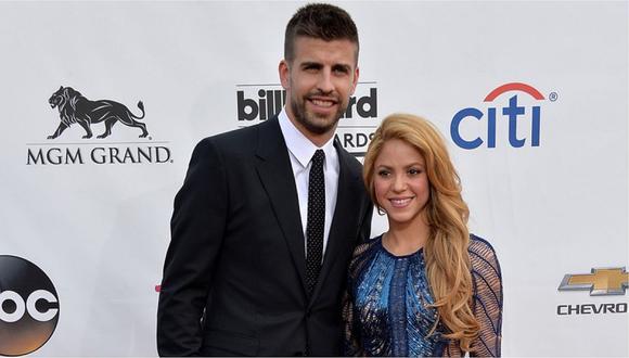 Shakira tiene romántica cena con Gerard Piqué y descarta separación (FOTO)