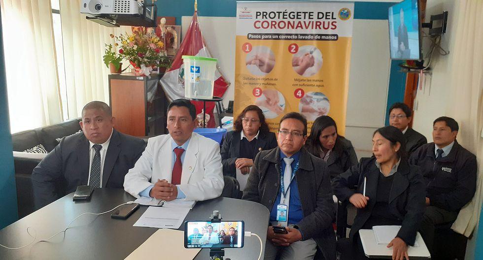 Coronavirus no llegó a Huancavelica