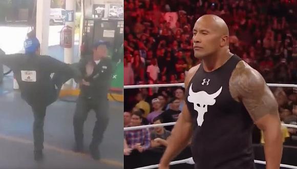Empleados parodian a la WWE en grifo y ahora Asociación de Lucha Libre los busca (VIDEOS)