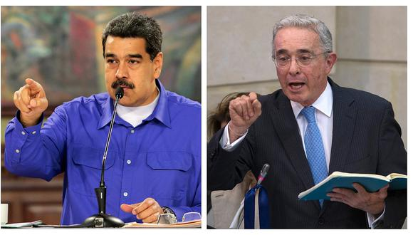 Nicolás Maduro denuncia que expresidente colombiano Álvaro Uribe planea asesinarlo