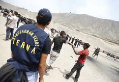 """Ministerio del Interior """"estudia"""" desactivar al Grupo Terna tras las protestas ciudadanas"""