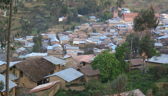 Destinan 5 millones de soles para agua y desagüe de Cahuac