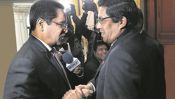Luis Iberico y Vicente Zeballos en duelo de infarto