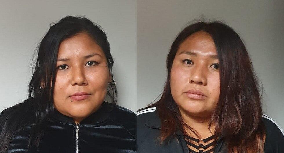 Capturan a dos mujeres que se dedicarían a dopar a varones consumiendo licor y luego robar