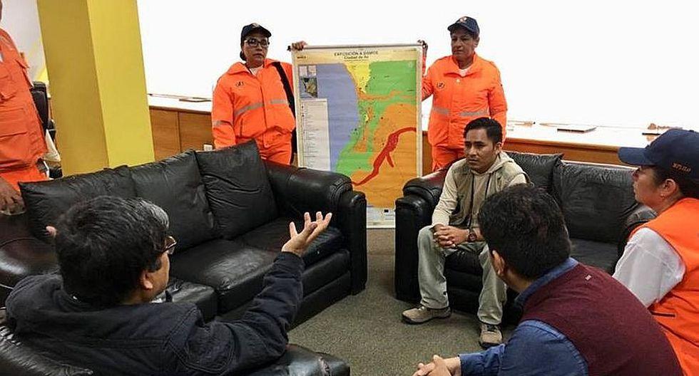 Instituto Geofísico inicia estudios sobre la falla del Chololo en Ilo