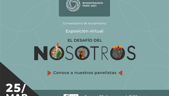 La muestra, desarrollada por la curadora Lucero Silva, podrá visualizarse en la página del Proyecto Bicentenario. (Foto: Proyecto Bicentenario)