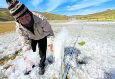 Crean plan para atender a más de 63 mil personas que serían afectadas por friaje en Junín