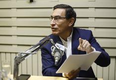 Martín Vizcarra afirma que AP y APP pidieron postergar elecciones