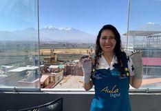 """Maestra hospitalaria en Arequipa: """"Nuestra función dio un giro con la pandemia"""""""
