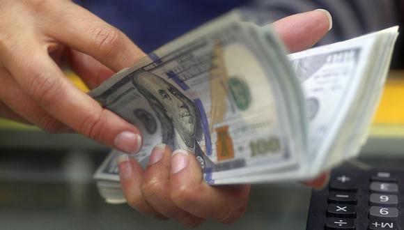 El dólar cotiza hoy en S/ 3.828 desde el valor de S/ 3.621 de antes de la primera vuelta electoral. (Foto: Vidal Jordan / Archivo GEC)