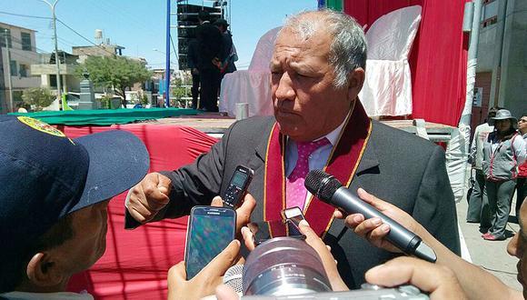 Moquegua: Así respondió Jamocho a Arequipa por denunciarlo (AUDIO)