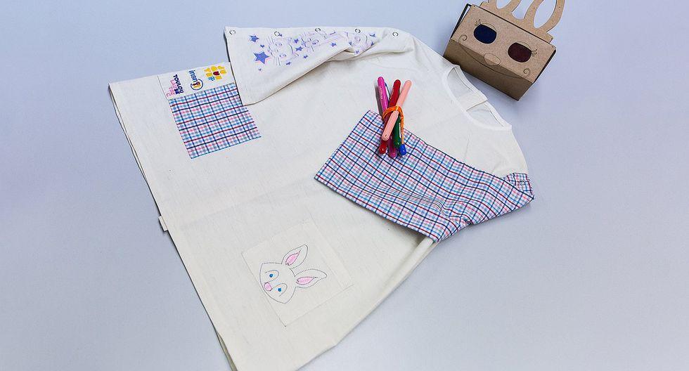 Estudiantes crean pijamas especiales para niños con quemaduras