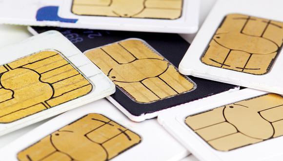 Osiptel considera la prohibición de venta de chip de telefonía en la calle
