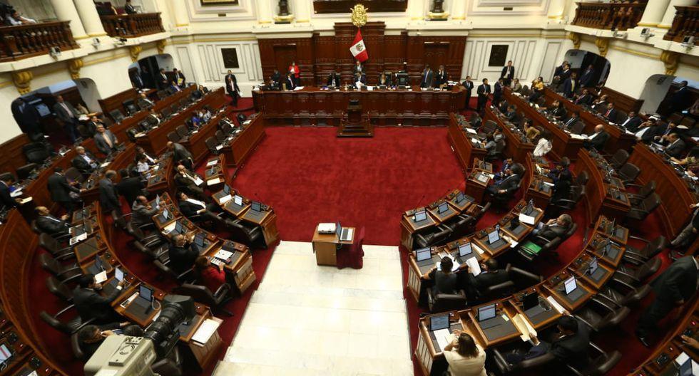 El Congreso evalúa el pedido de delegación de facultades hecho por el Ejecutivo. (Foto: Alessandro Currarino / GEC)