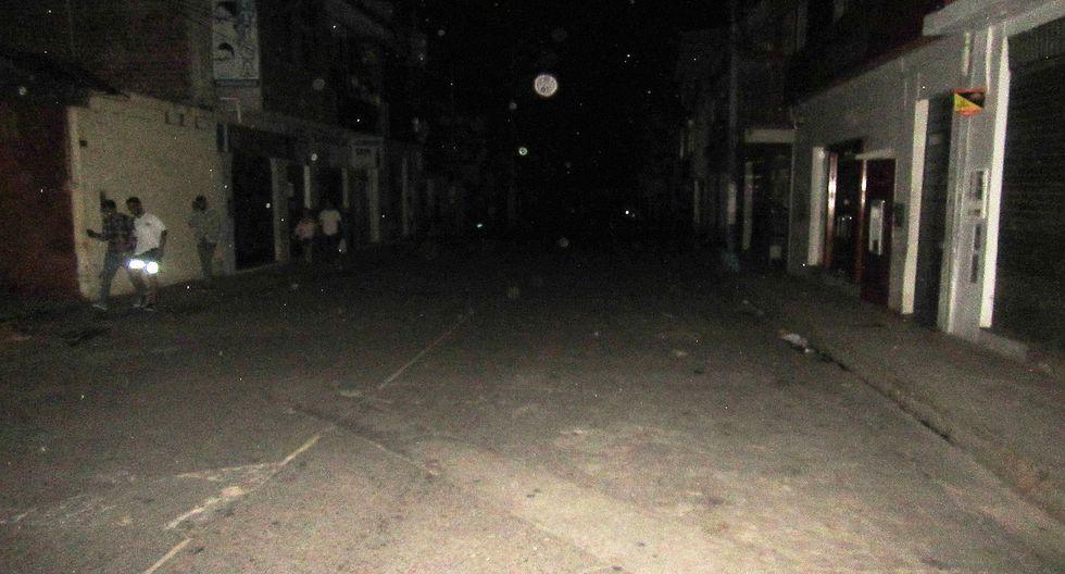 Chanchamayo soportó 15 horas seguidas sin energía eléctrica