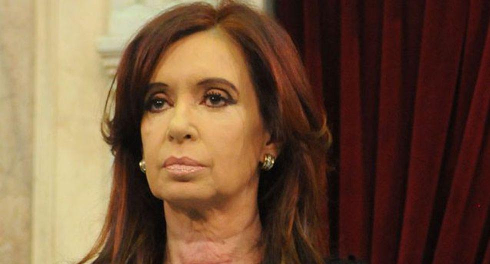 Elecciones en Argentina: Acusan a Cristina Fernánez de violar veda electoral