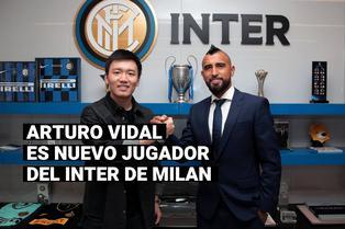 Arturo Vidal ficha por el Inter de Milán: Conoce todos los detalles de su traspaso