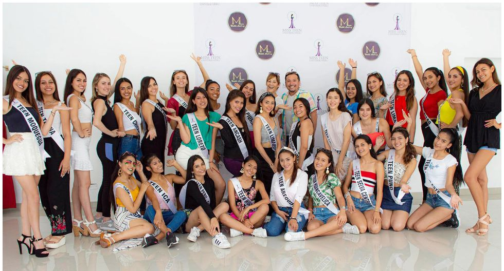 Coronavirus aplaza la final del Miss Teen Universo Perú