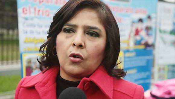Ana Jara: El aborto terapéutico no es asesinato