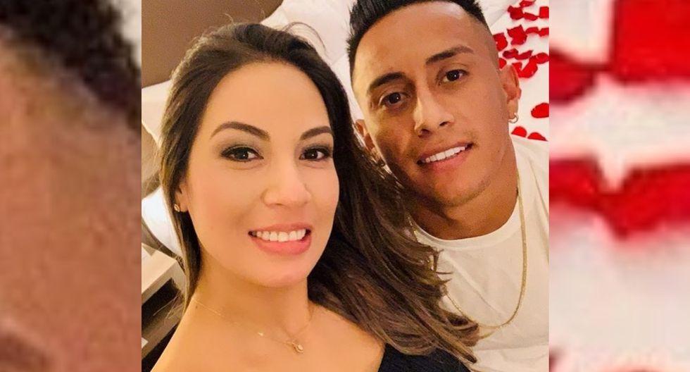 Christian Cueva y Pamela López se casaron el mismo día que Edison Flores. (Foto: Instagram)