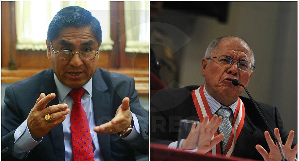 Siete de 18 jueces de la Corte Suprema están implicados en audios de la corrupción